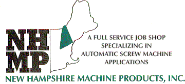 Logo, New Hampshire Machine Products Inc.